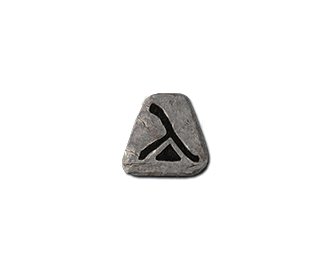 Gul Rune: 25 [D2R Runes]