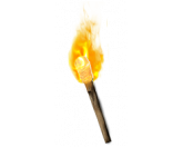 Hellfire Torch Barbarian [Unique Charms]