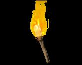 Hellfire Torch Druid [Unique Charms]