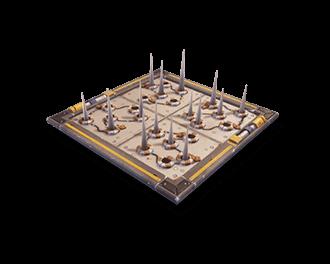 Retractable Floor Spikes x 20 - Legendary - 4 Stars (Fortnite)