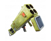 Quad Launcher - 5 Stars - MAXED (Fortnite)