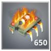 Boosting - 100 FIRE-UP (Fortnite)