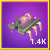 Boosting - 100 EPIC PERK-UP (Fortnite)