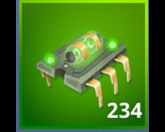 Boosting - 100 Uncommon PERK-UP (Fortnite)