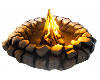 Cozy Campfires x 20 - Legendary - 4 Stars (Fortnite)