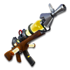 Vacuum Tube Rifle- 5 Stars - (Fortnite)