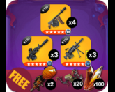 Assault Bundle 5 Stars (Fortnite)