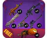Gangster Bundle (Fortnite)