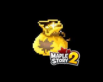 1 Million Mesos (MapleStory 2 - Europe)