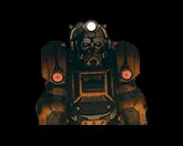 Excavator Armor Set - Level 45 (Fallout 76)
