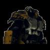 Prototype Power Armor Set (X-01) - Level 40 (Fallout 76)