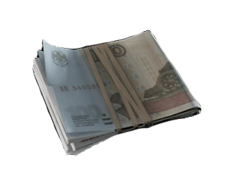 20M EfT Roubles [Flea Market Trade]