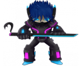 Neon Ninja Mega Pack (Trove - PC/Mac)