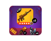 Best Seller Bundle 1 (Fortnite)