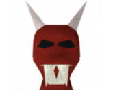 Red halloween mask [RS3]