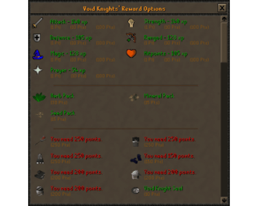 Pest Control Points 1250 [Old School]