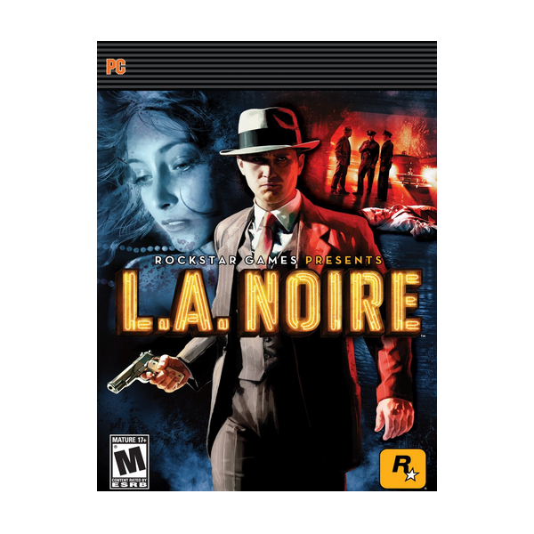 L.A. Noire Complete for PC. Epson L210 Inkjet with Tank System Printer (Bl