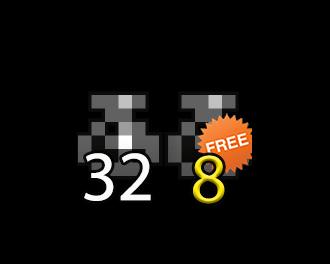 32 Def Pots + FREE 8 Def Pots (5 RotMG Mules)