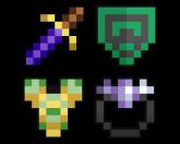 Huntress Elite Set