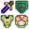 Huntress Elite Set + Exa HP Ring
