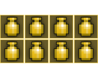 8x Greater Potion of Mana (In-game Trade)