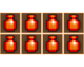 8x Greater Potion of Dexterity (In-game Trade)