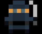 Ninja Maxed 8/8 Pack (ROTMG)