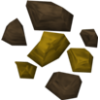 Gold ore (RS3) x 5 000