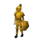 Full Gilded set (lg) (Old School)
