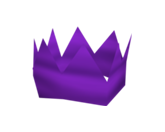 Purple partyhat [RS3]