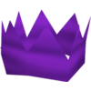 Purple partyhat (RS3)