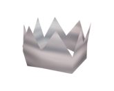 White partyhat [RS3]