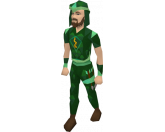 Guthix dragonhide set [Old School]
