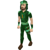 Guthix dragonhide set (Old School)