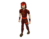 Zamorak dragonhide set [Old School]