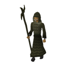 Barrows - Ahrim's set (Old School)