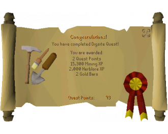 Digsite (OSRS Quest)
