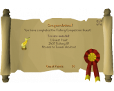 Fishing Contest [OSRS Quest]