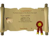 Hand in the Sand [OSRS Quest]