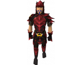 Zamorak dragonhide set (RS3)