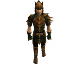 Bandos dragonhide set [RS3]