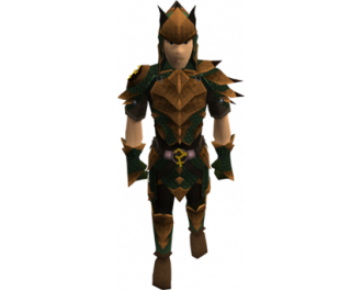 Buy Bandos Dragonhide Set In Runescape
