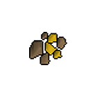 Gold Ore x 1 000 (Old School)
