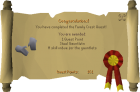 Family Crest (OSRS Quest)