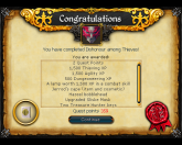 Dishonour among Thieves (RS3 Quest)