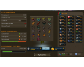 Almost Max Cape   2723 Total Level    2x 120's   27x 99's   340 Quest Points   15 Year Veteran