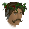 Holly wreath (RS3)