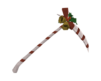 Buy Christmas Scythe In Runescape