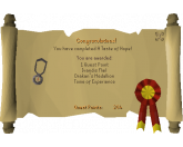 A Taste of Hope [OSRS Quest]