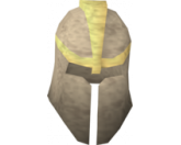 Statius's full helm (RS3)